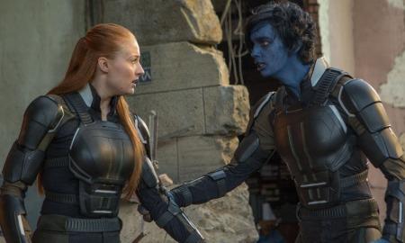 Sophie Turner and Kodi Smit-McPhee make their debuts in 'X-Men Apocalypse', directed by Bryan Singer.