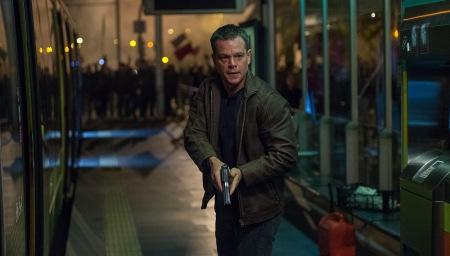 Matt Damon stars as the titular assassin in 'Jason Bourne', directed by Paul Greengrass.