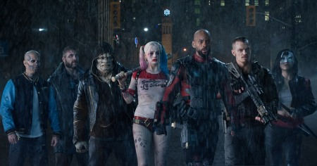 Margot Robbie and Will Smith star in 'Suicide Squad', directed by David Ayer.