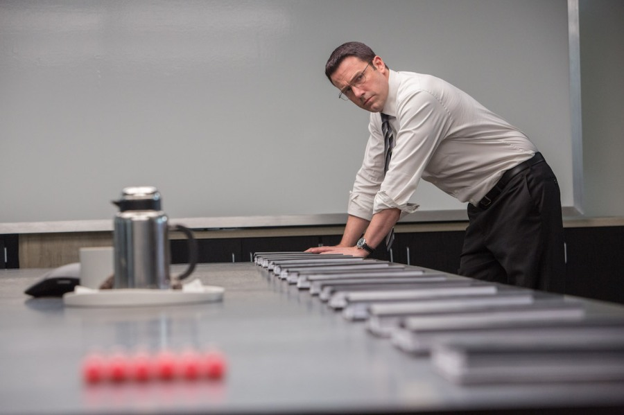 Ben Affleck stars in 'The Accountant', directed by Gavin O'Connor.